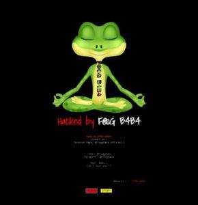 Frog B4b4 (Frog BABA)