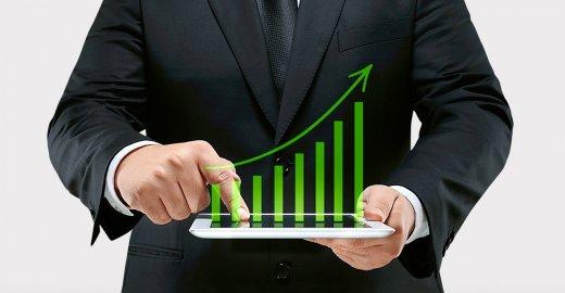 Расчеты, график, доходы от хостинга