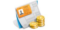 Генерация квитанции на оплату в банке